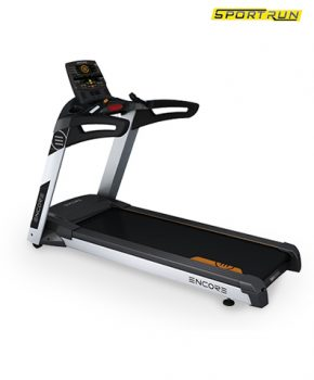 Light commercial treadmill ECT7-22