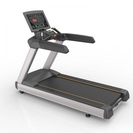 impulse rt750treadmill 01 - Máy chạy bộ RT750