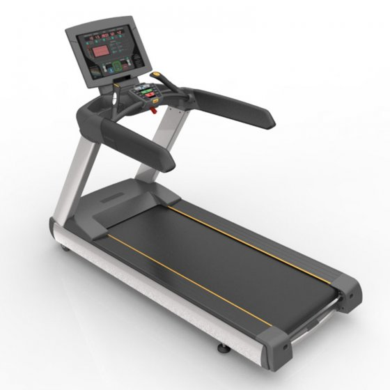 impulse rt750treadmill 04 - Máy chạy bộ RT750