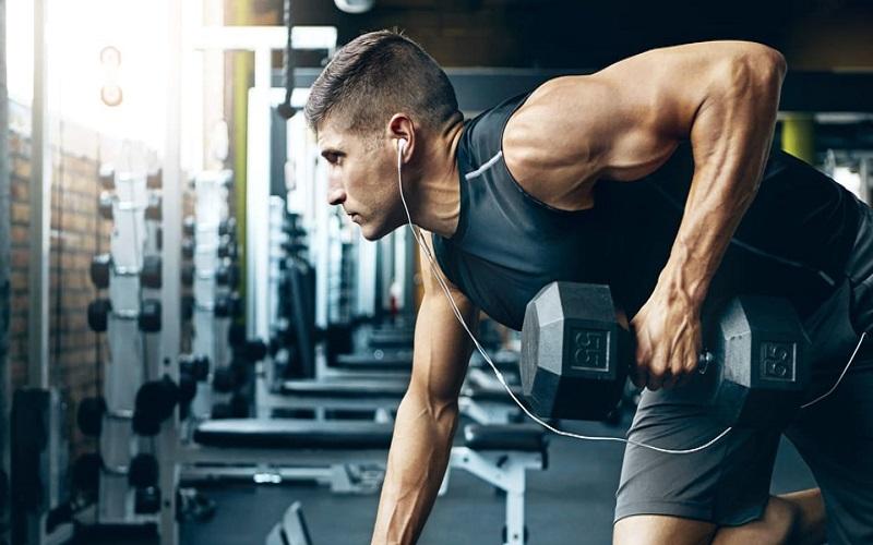 Dụng cụ gym 5 - Chương trình tập thể hình 3 ngày một tuần cho người mới