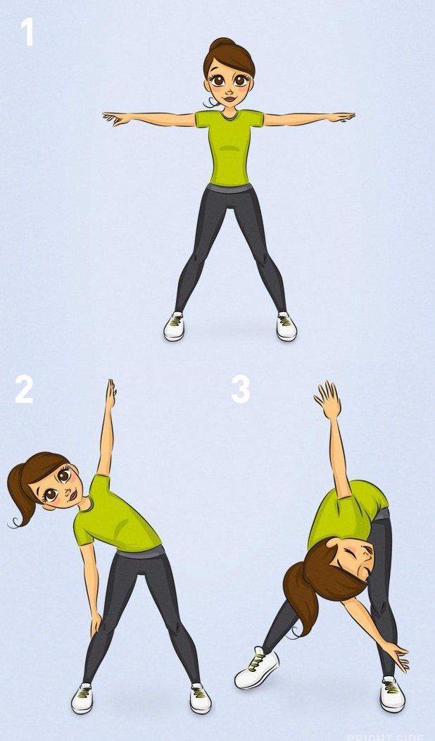 the duc 13 - 15 bài tập thể dục buổi sáng giúp bạn bật tung năng lượng ngày mới