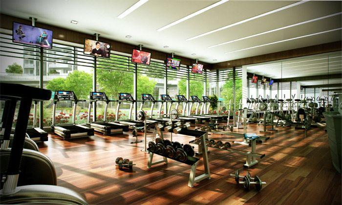 thiet ke phong gym dep 10 e8188111524 - Top 10 mẫu Thiết kế phòng gym khách hàng thích mê, quên cả lối về