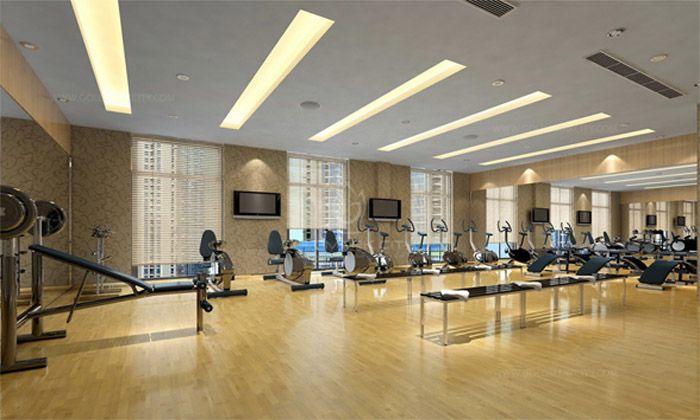 thiet ke phong gym dep 5 5eec6110131 - Top 10 mẫu Thiết kế phòng gym khách hàng thích mê, quên cả lối về