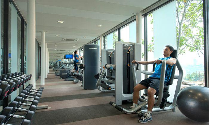 thiet ke phong gym dep 6 200e2110540 - Top 10 mẫu Thiết kế phòng gym khách hàng thích mê, quên cả lối về