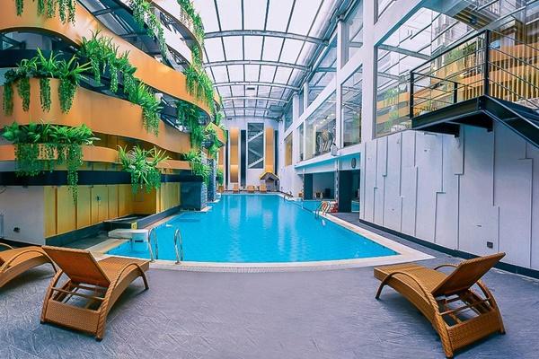 [Kiến thức] Thiết kế, dự trù chi phí và xây bể bơi kinh doanh chi tiết toàn tập
