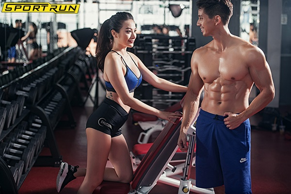 bai tap vai nam gioi 1 - 5 sự thật cần biết về giảm mỡ bụng