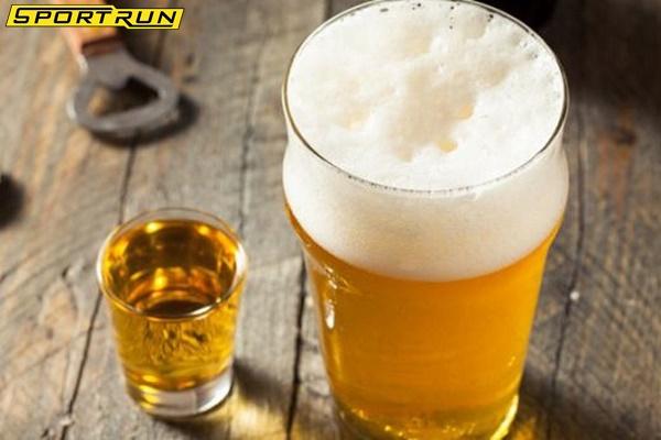 tác hại của rượu bia đối với thể hình