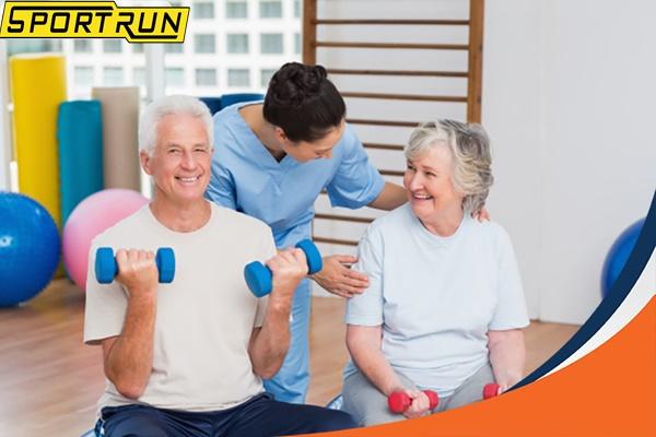 Phương pháp tập gym cho người cao tuổi