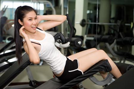 nguyen tac tap gym dung cach 1 - 5 sự thật cần biết về giảm mỡ bụng