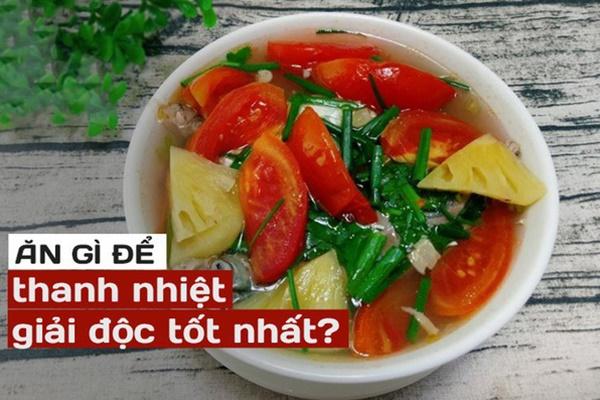 """Mùa hè muốn hạ nhiệt thì nên ăn gì: 5 thực phẩm có thể giúp """"điều hòa nhiệt độ"""" cơ thể"""