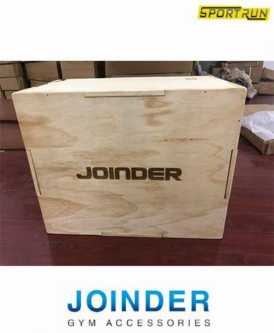 JD2502  - Hộp gỗ plyometric Joinder JD2502