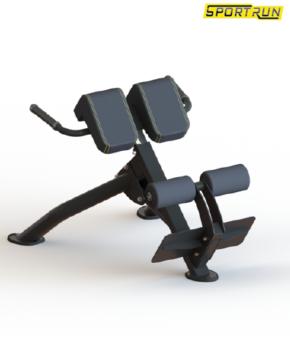 Ghế tập cơ lưng bụng PTT0220