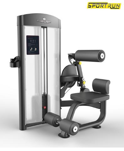 May tap co bung PC0909 - Máy tập cơ bụng PC0909